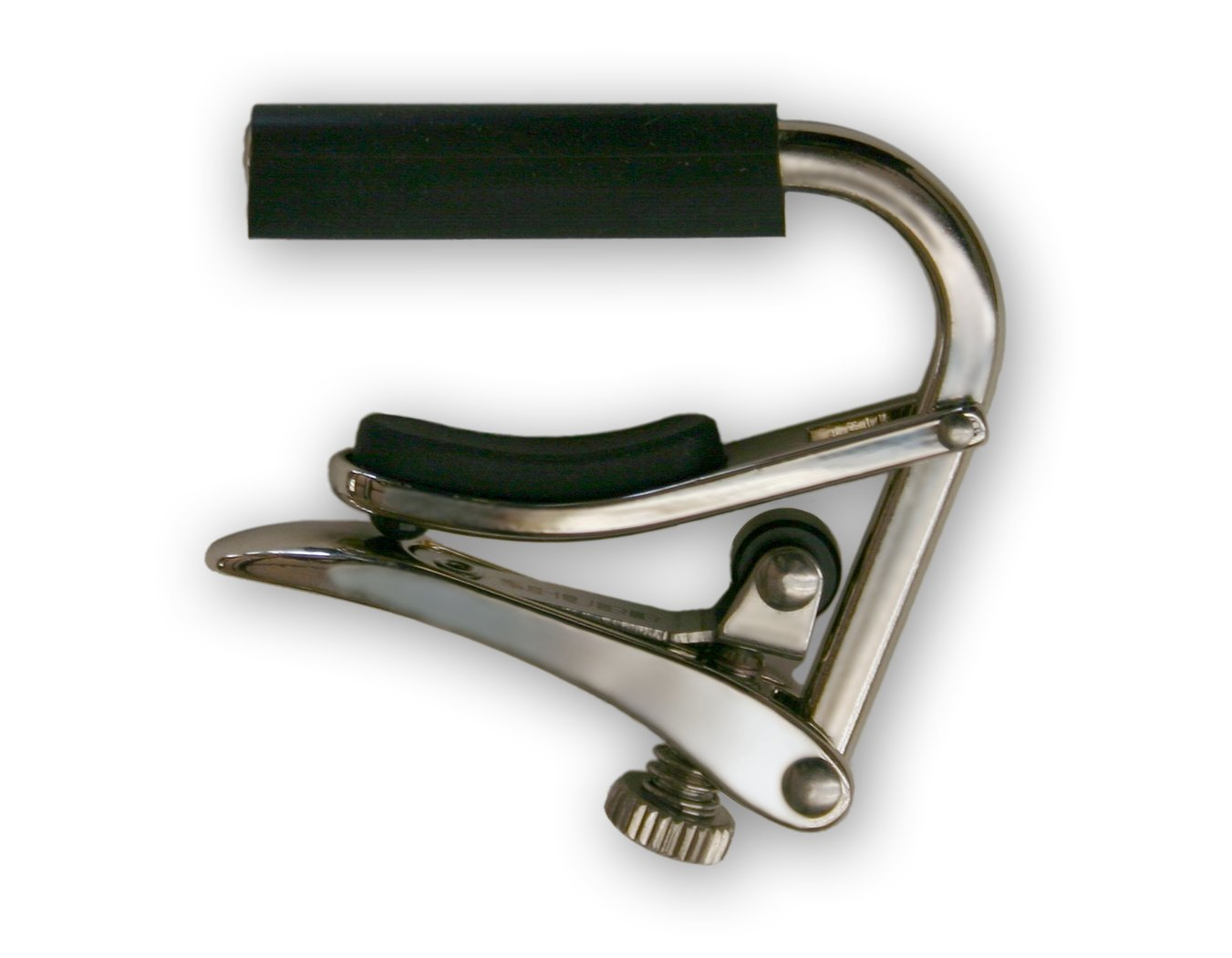 Shubb C5 Banjo Capo (also fits most mandolins and bouzoukis) - flat fretboard