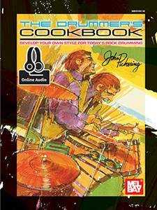 Drummer's Cookbook (Book + Online Audio)