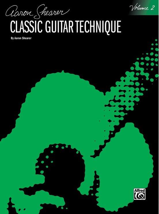 Classic Guitar Technique, Volume 2