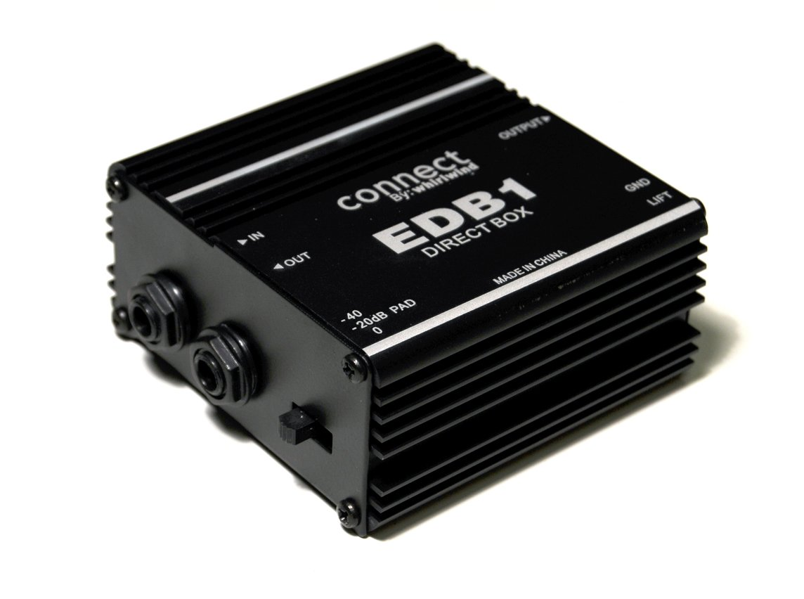 Whirlwind EDB1 - economy passive direct box