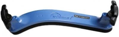 Everest ES4-B Violin Shoulder rest 4/4 Size - Blue