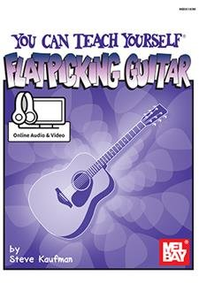You Can Teach Yourself Flatpicking Guitar (Book + Online Audio/Video)