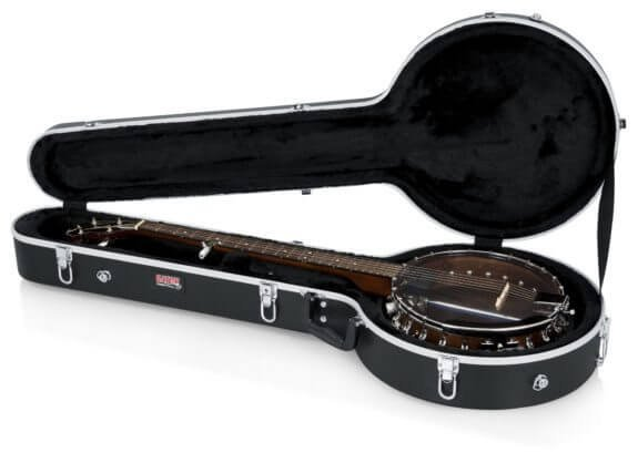 Gator GC-Banjo-XL Deluxe Molded Case for Banjos