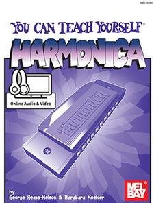 You Can Teach Yourself Harmonica (Book + Online Audio/Video)