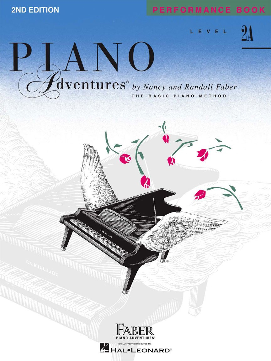 Level 2A Performance Book 2nd Edition Piano Adventures