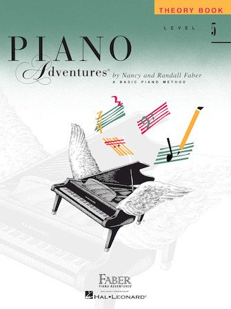 Level 5 Theory Book Piano Adventures