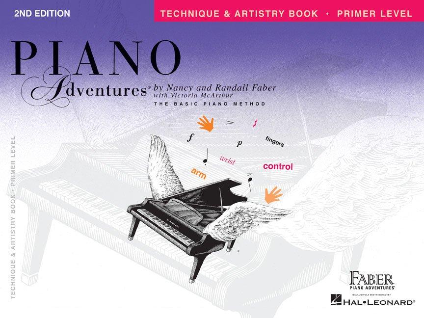 Primer Level Technique & Artistry Book Piano Adventures