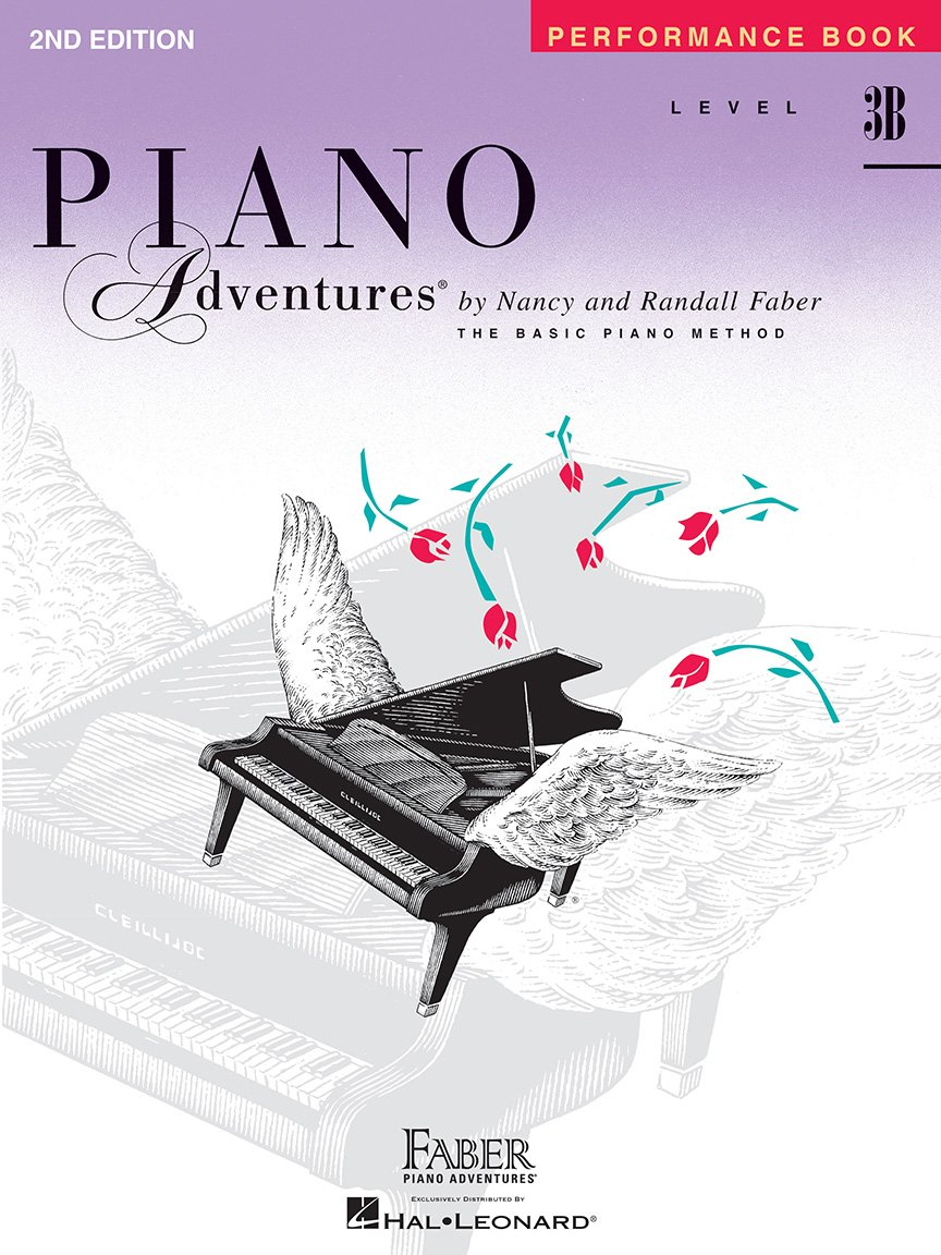 Level 3B Performance Book 2nd Edition Piano Adventures
