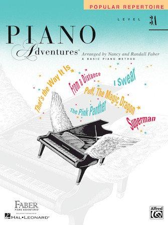 Level 3A Popular Repertoire Book Piano Adventures