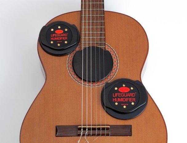 Kyser KLHCA Humidifier - Classical Guitar