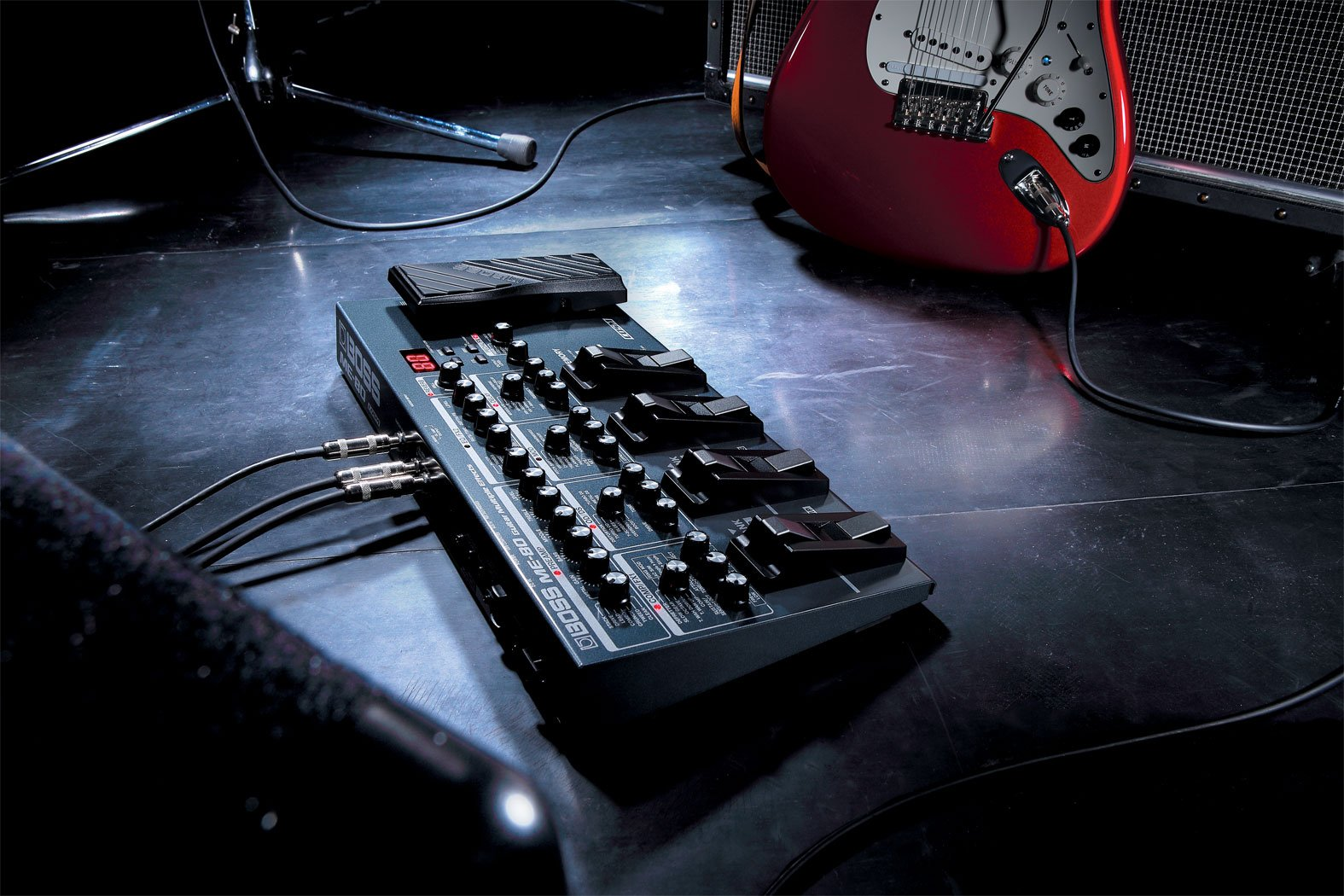 Boss  ME-80 Guitar Multiple Effects