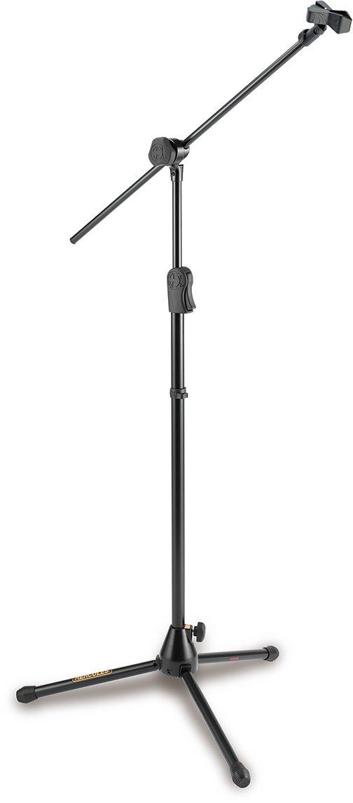 Hercules MS533B Tripod Base Hideaway Boom Microphone Stand