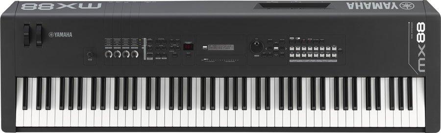 Yamaha MX88 BK 88 KEY MUSIC PRODUCTION SYNTHESIZER