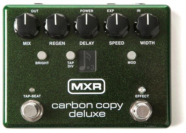 MXR® CARBON COPY® DELUXE ANALOG DELAY