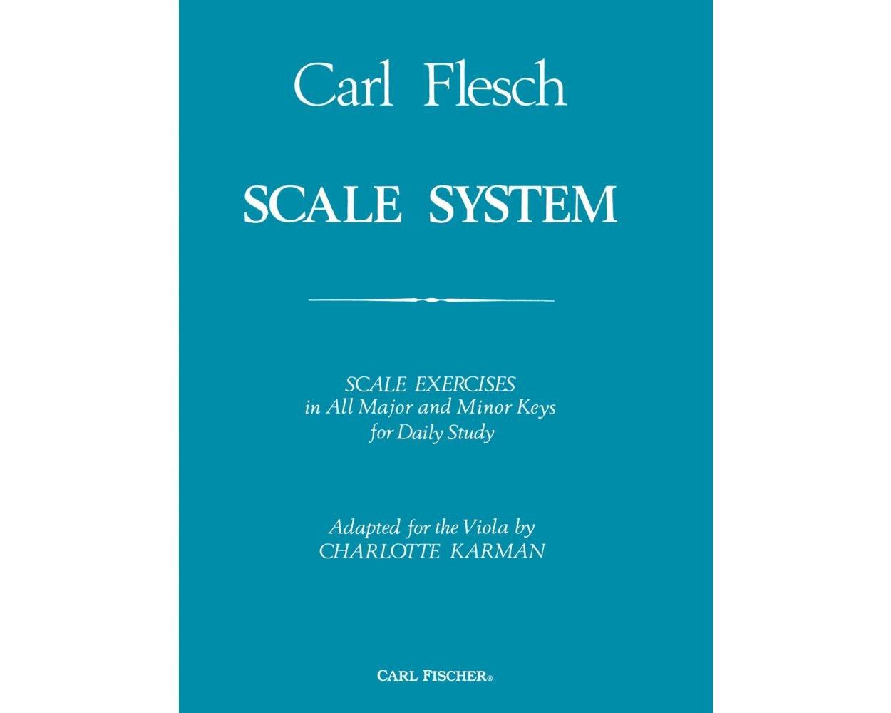 Scale System - Viola Methods and Studies