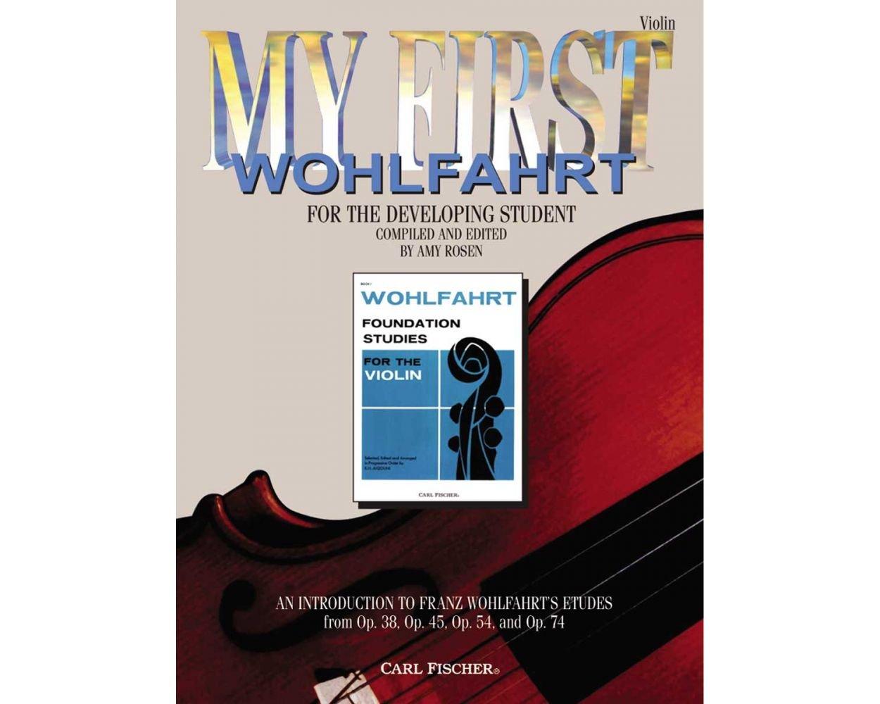 An Introduction To Franz Wohlfahrt's Etudes - Violin