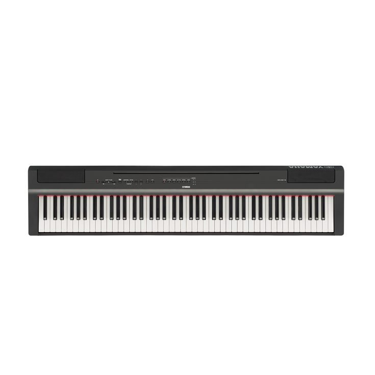 Yamaha P-125 compact 88-key digital piano