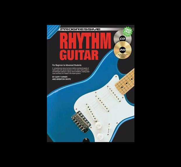 Progressive Rhythm Guitar - Koala Publication