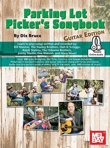 Parking Lot Picker's Songbook - Guitar #96864M (eBook + Online Audio)