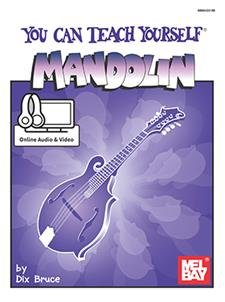 You Can Teach Yourself Mandolin (Book + Online Audio/Video) by Dix Bruce