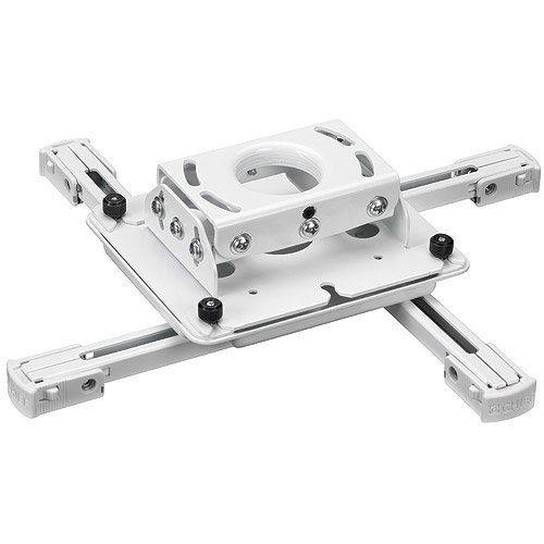 Chief #RPAUW Universal Projector Mount (2nd Generation Interface Technology,White)
