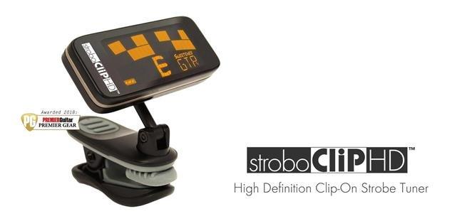 Peterson StrobClip HD Tuner SC-1