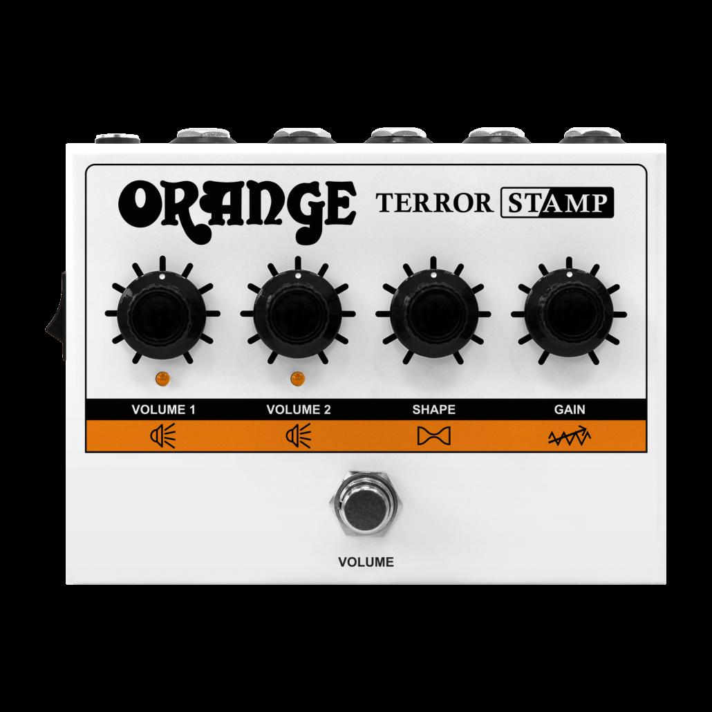 Orange Terror Stamp 20watt pedal board amp valve/solid state hybrid