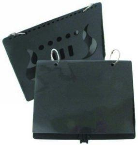 Trophy 5-Pocket Flip Folder