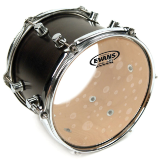 Evans Hydraulic Glass Drum Head, 8 Inch