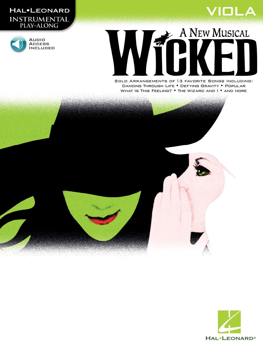 Wicked Viola Play-Along Pack