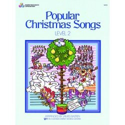 Bastien WP222 Popular Christmas Songs, Level 2  Composed by James Bastien