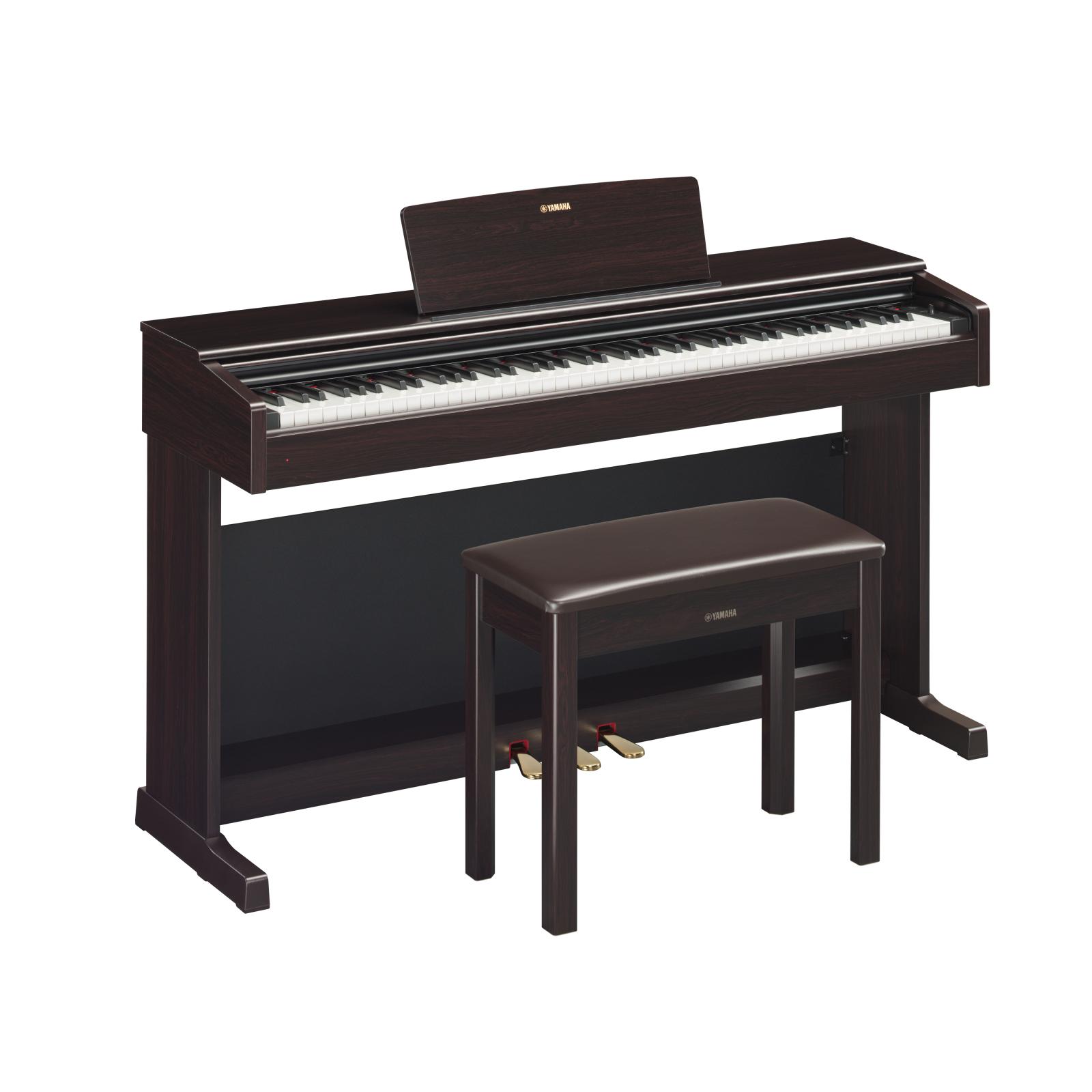 Yamaha YDP-144R ARIUS digital piano - Rosewood - Display model