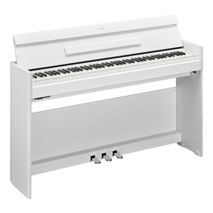 Yamaha YDP-S54-White 88-key Compact Digital Piano (display model)