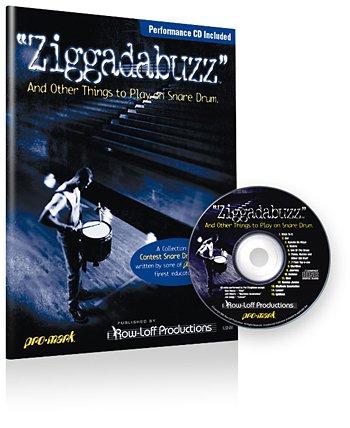 ZIGGADABUZZ By Pro Mark Artists (book only)