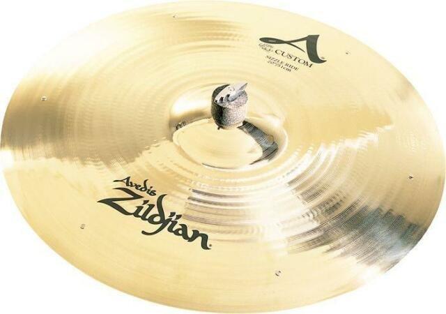 Zildjian 20 A Zildjian Sizzle Ride Cymbal