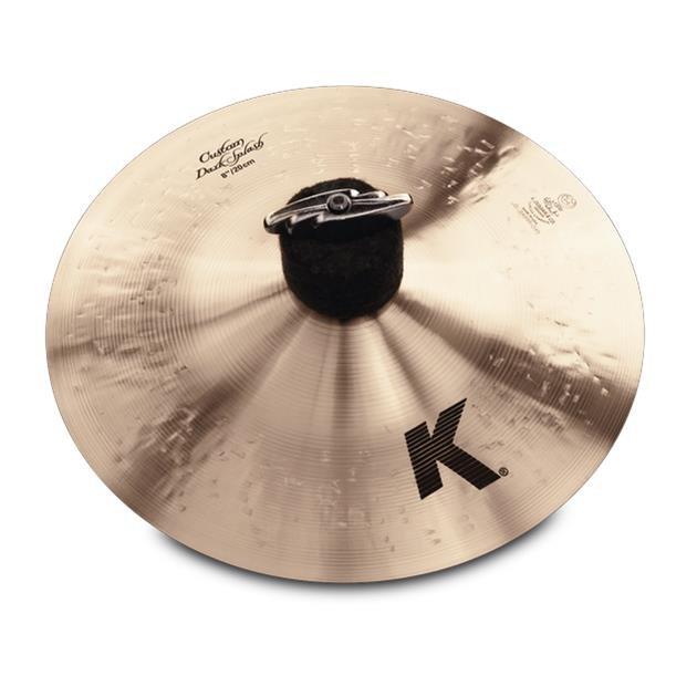 Zildjian 10 K Custom Dark Splash