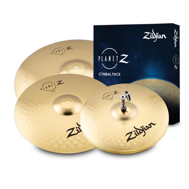 Zildjian Planet Z 4 Cymbal Pack  (14/16/20)