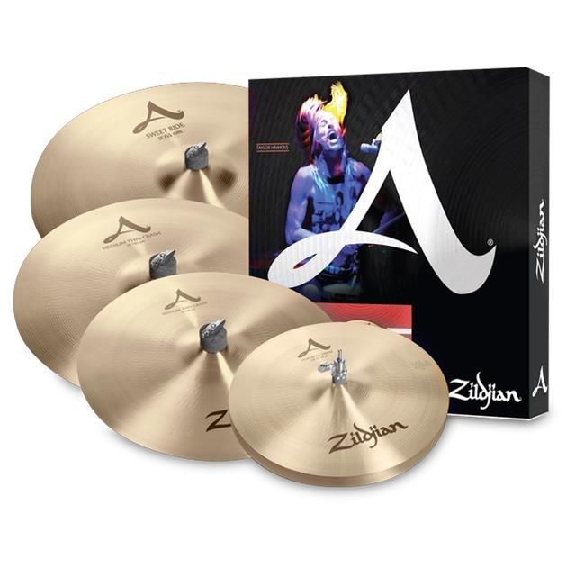 Zildjian A Zildjian Sweet Ride Cymbal Pack