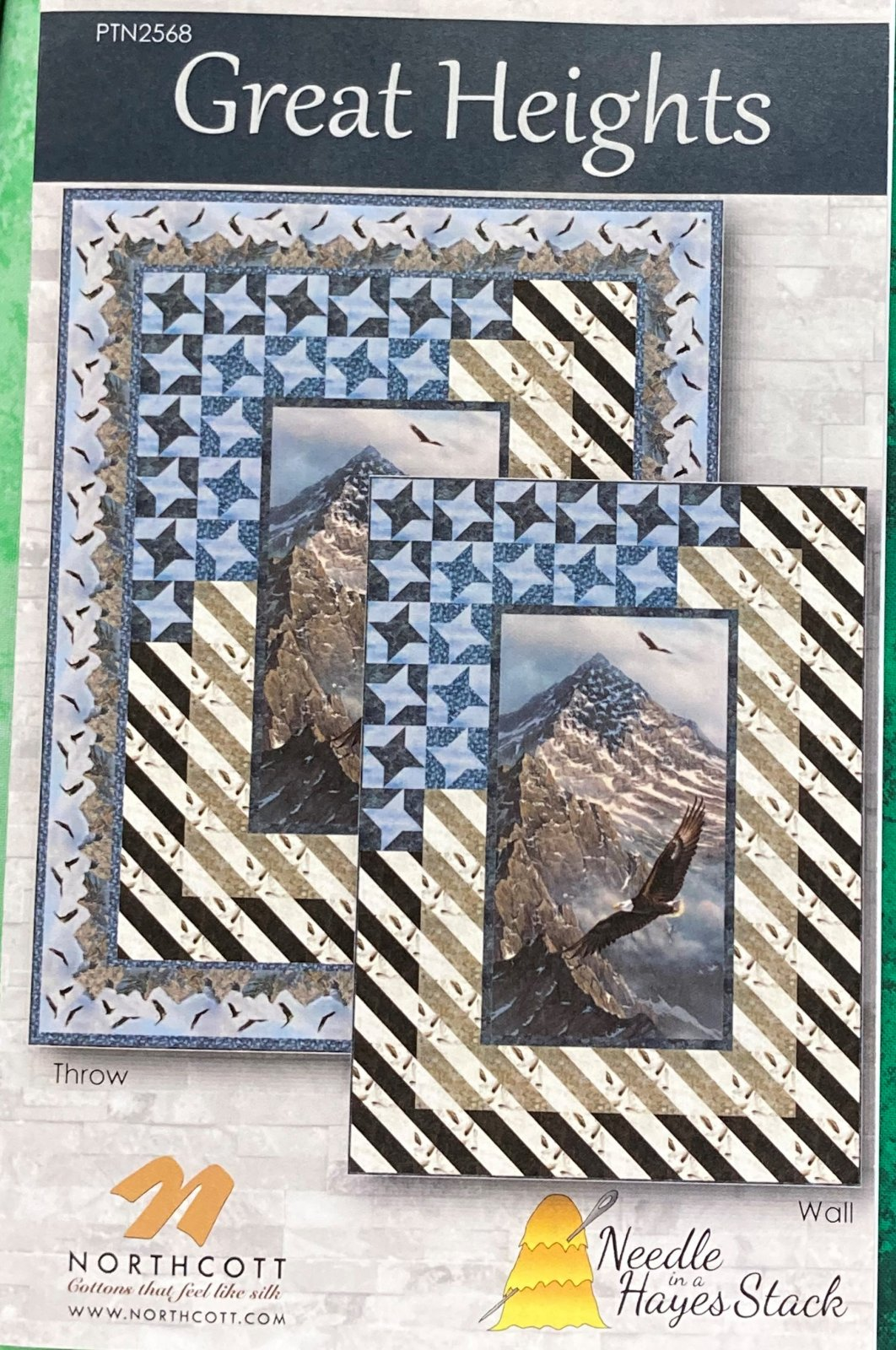 Great Heights Throw Kit 64x82