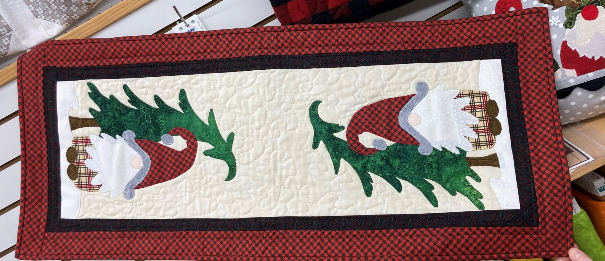 Home With A Gnome Kit  16 x 37.5