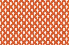 Orange Droplets Quatrafoil 58