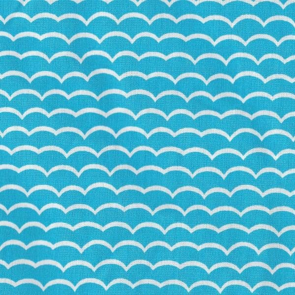 Waves Turquoise 58