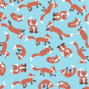 Blue Foxes 58