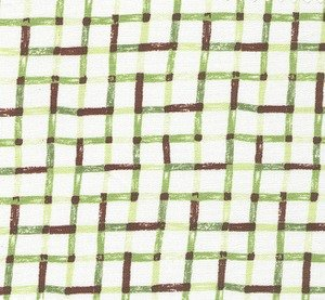 Green Brown Lines  58