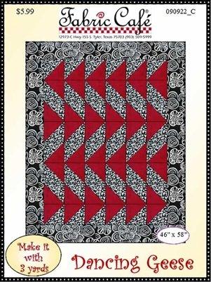 Dancing Geese 3 Yard Quilt Pattern