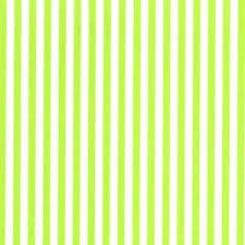 Lime with White Stripes 58