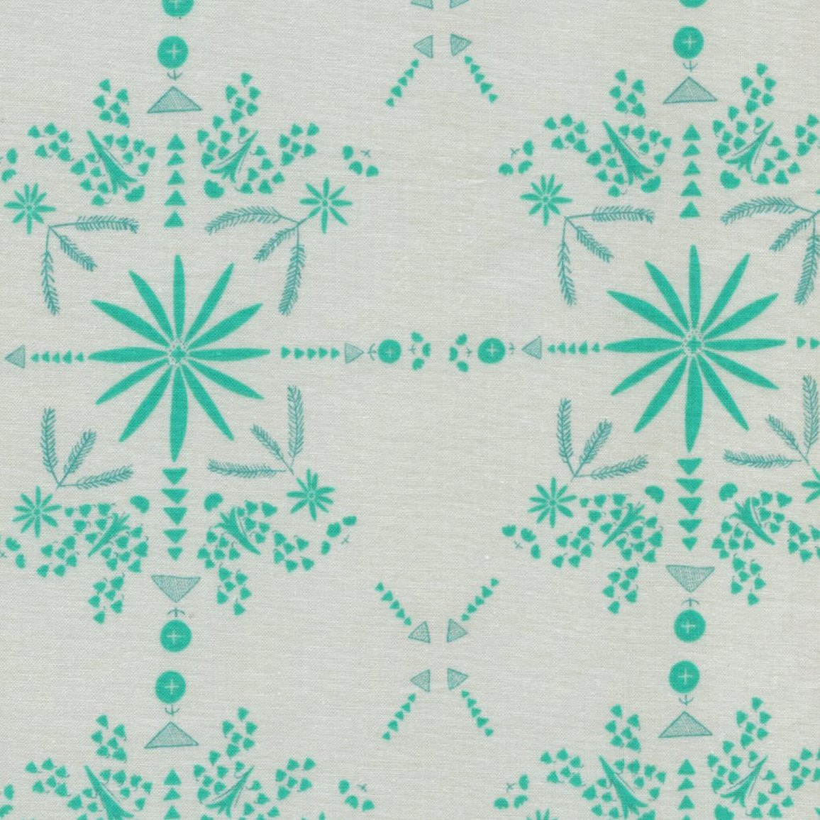 Bandana, Turquoise, Paper Bandana