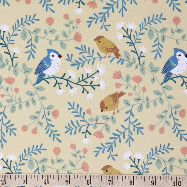 Birds and Branches, Cream, Best of Teagan White