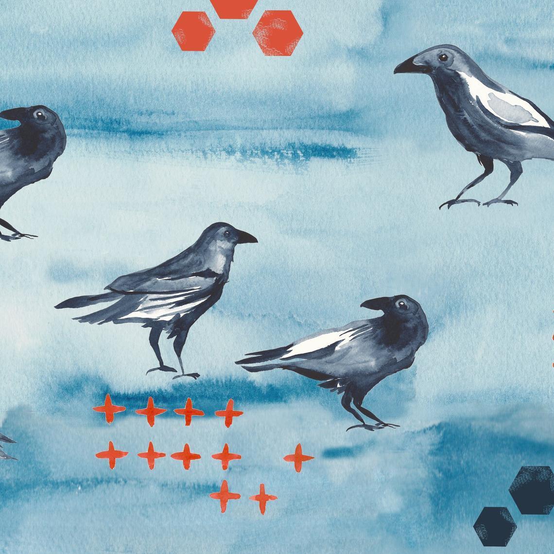 Blackbird, Journey, Organic Cotton