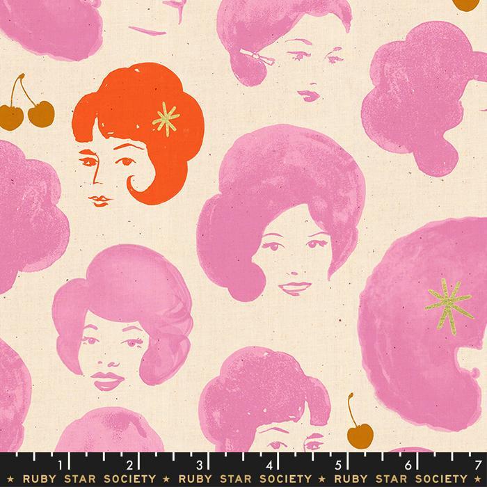 Dottie's Friends, Metallic Pink, Darlings